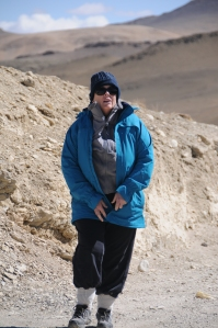 Val Gee Journey to Mount Everest